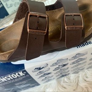 Leather Arizona Birkenstock